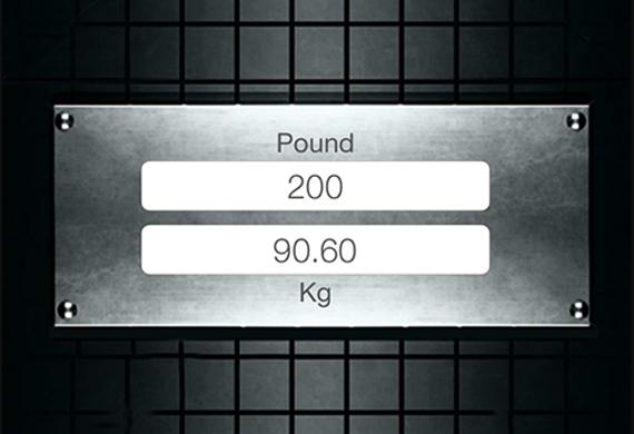 Pound Kg
