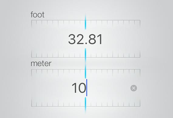 Foot Meter