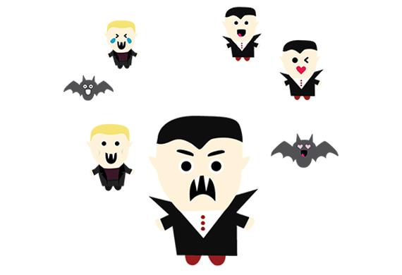 Vampires Emoji