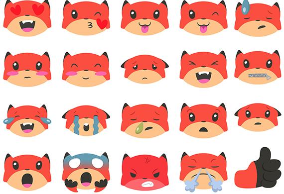 Fox Emojis